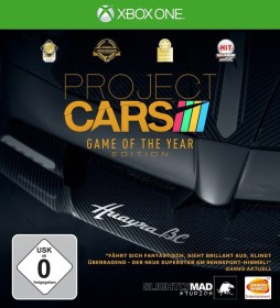 Project Cars - Game of the Year Edition (Xbox One)