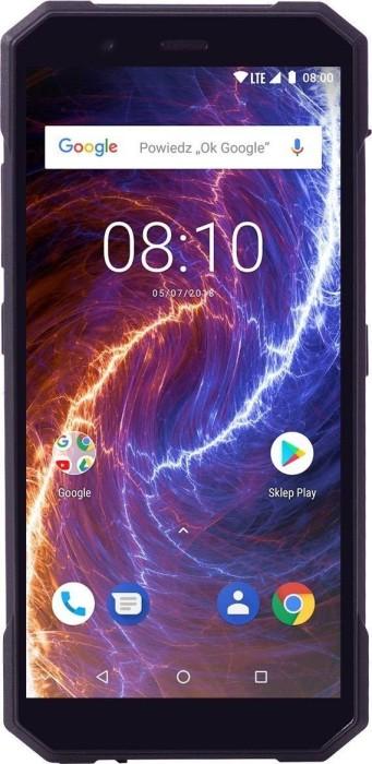 myPhone Hammer Energy 18x9 schwarz