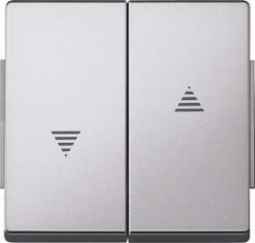 Merten Aquadesign Wippe, aluminium (343460)