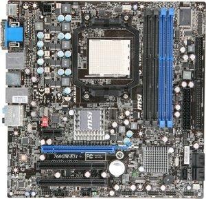 MSI 760GM-E51 (FX) (7596-011R)