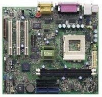 AOpen MX3W-E2, i810E2, LAN, µATX