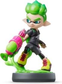 Nintendo amiibo Figur Splatoon Collection Inkling-Junge neon grün (Switch/WiiU/3DS)
