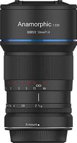 Sirui 50mm 1.8 Anamorphot für Fujifilm X