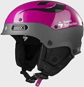 Sweet Protection Trooper II SL MIPS Helm gloss fuchsia (840060-GSFCA)
