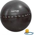 Tunturi Anti Burst Gymnastikball 55cm schwarz (14TUSFU287)