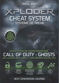 Xploder Cheat System Ultimate Edition (Xbox 360)