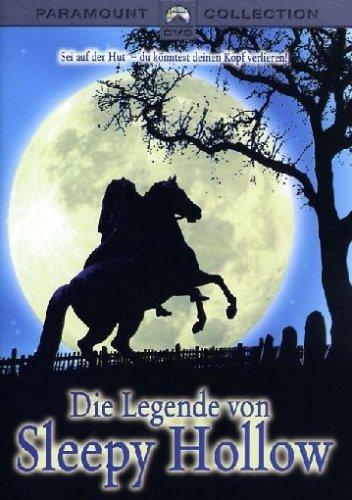 Die Legende von Sleepy Hollow -- via Amazon Partnerprogramm
