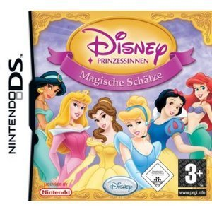 Disneys Prinzessinnen (German) (DS)
