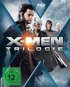 X-Men Trilogie Box (Blu-ray)