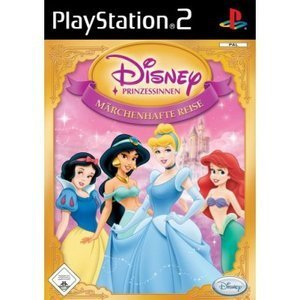 Disneys Prinzessinnen (deutsch) (PS2)