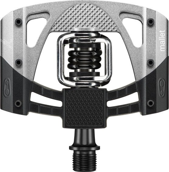 CrankBrothers Mallet 2 Pedals silver