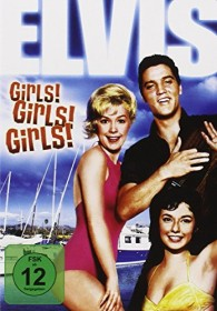 Elvis Presley - Girls! Girls! Girls! (DVD)