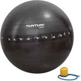 Tunturi Anti Burst exercise ball 75cm black (14TUSFU288)