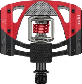 CrankBrothers Mallet 3 Pedals red