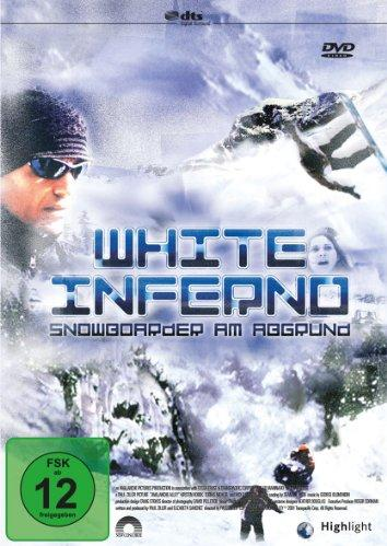 White Inferno - Snowboarder am Abgrund -- via Amazon Partnerprogramm
