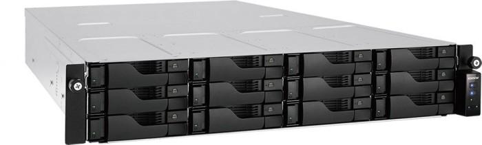 Asustor AS6212RD, 4x Gb LAN, 2HE (90IX0112-BW3S10)
