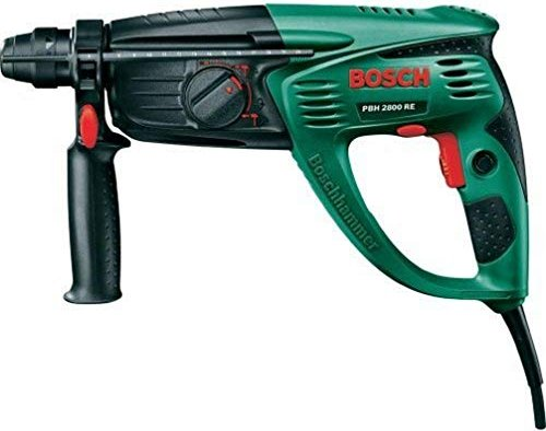 Bosch PBH 2800RE hammer drill -- provided by bepixelung.org - see http://www.bepixelung.org/123 for copyright and usage information