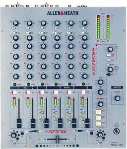 Allen & Heath Xone:62