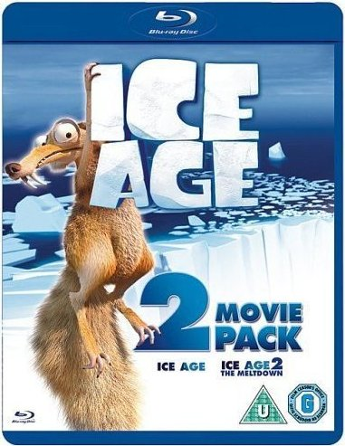 Ice Age/Ice Age 2 - The Meltdown (Blu-ray) (UK) -- via Amazon Partnerprogramm