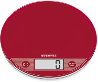 Soehnle Flip Limited Edition electronic kitchen scale (various colours)