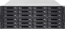 QNAP Turbo Station TS-2477XU-RP-2700-16G 336TB, 16GB RAM, 2x 10Gb SFP+, 4x Gb LAN, 4HE