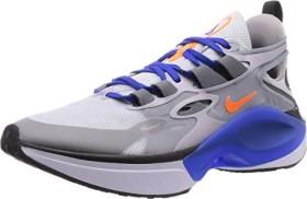 Nike Signal D/MS/X pure platinum/atmosphere grey/cool grey/total orange (Herren) (AT5303-004)