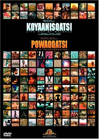 Koyaanisqatsi/Powaqqatsi -- via Amazon Partnerprogramm