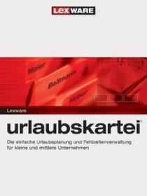 Lexware Urlaubskartei 2005 5.0 (PC) (08851-0013)