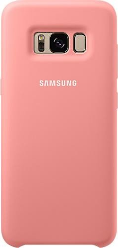 Samsung Silicone Cover for Galaxy S8 pink (EF-PG950TPEGWW)