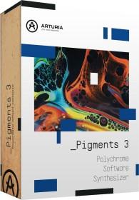 Arturia Pigments, ESD (englisch) (PC/MAC)