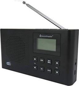 Soundmaster DAB 160 schwarz