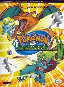 Pokémon Ranger (Lösungsbuch)