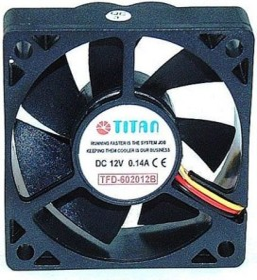 Titan TFD-6020M12B 60mm