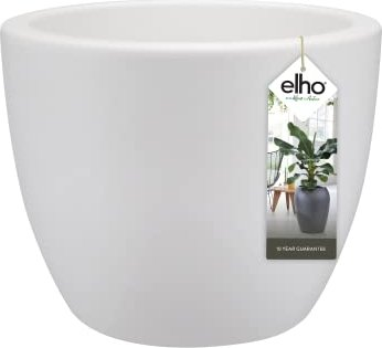 Elho Pure Soft Round Wheels Blumentopf 60cm weiß ab € 78,-- at (2018 ...