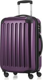Hauptstadtkoffer Alex TSA Spinner erweiterbar 55cm aubergine glänzend (82780013)