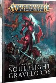 Games Workshop Warhammer Age of Sigmar - Battletome: Soulblight Gravelords (DE) (04030207014)