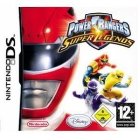 Power Rangers: Super Legends (DS)
