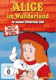 Alice im Wunderland Box (Staffeln 1-4) (DVD)