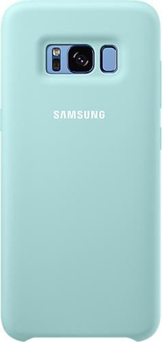 Samsung Silicone Cover for Galaxy S8 blue (EF-PG950TLEGWW)