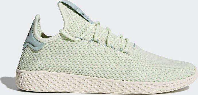 40ca7ad63300f adidas Pharrell Williams tennis HU linen green tactile green (CP9765 ...