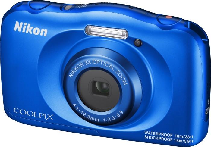 Nikon Coolpix W150 blau (VQA111EA)