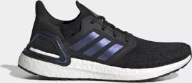 adidas Ultra Boost 20 core black/boost blue violet met./cloud white (Herren) (EG0692)