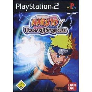 Naruto - Uzumaki Chronicles (englisch) (PS2)