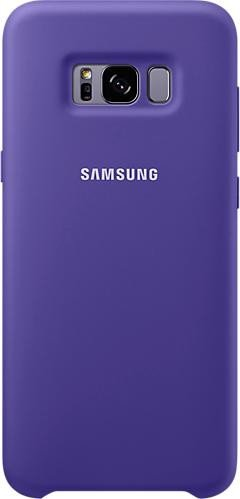 Samsung Silicone Cover for Galaxy S8+ purple (EF-PG955TVEGWW)