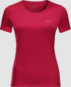 Jack Wolfskin Tech Shirt kurzarm scarlet (Damen) (1807121-2301)