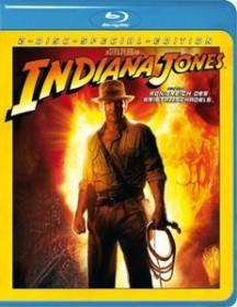 Indiana Jones IV - Das Königreich des Kristallschädels (Blu-ray)