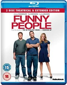 Funny People (Blu-ray) (UK)
