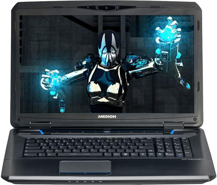 Medion Erazer X7829, Core i7-4710MQ, 16GB RAM, 1TB HDD (MD 98775)