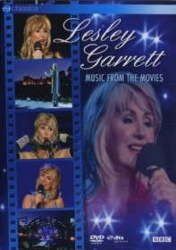Lesley Garrett - Music from the Movies (DVD)
