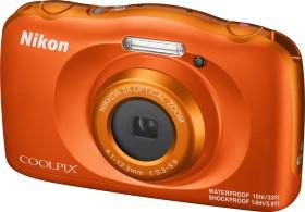 Nikon Coolpix W150 orange (VQA112EA)